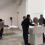 Allestimento Padiglione Spagna Biennale Arte 2019 - Itziar Okariz, Sergio Prego