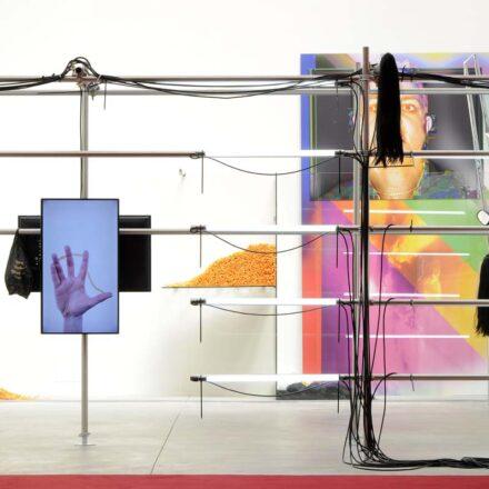 Allestimento Biennale d'Arte Venezia 2015 padiglione spagnolo - Martí Manen