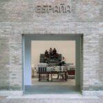 Allestimento Biennale d'Arte Venezia 2017 Padiglione Spagna Jordi Colomer