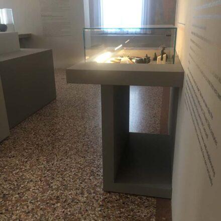 2019 allestimento mostra palazzo Roverella Rovigo