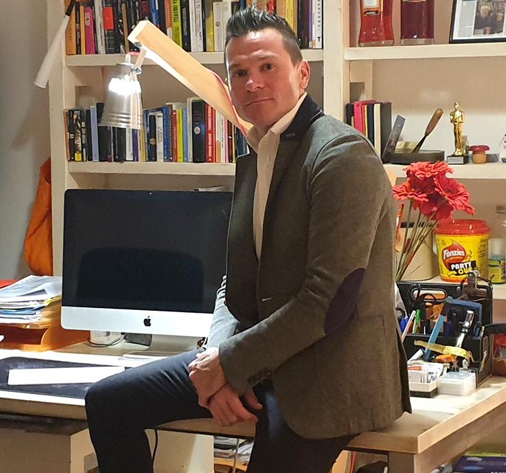 Franco Longo LINEUP allestimenti Venezia