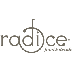radice food drink logo